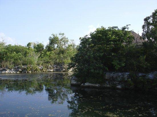 Rosewood Mayakobá: view from the bridge