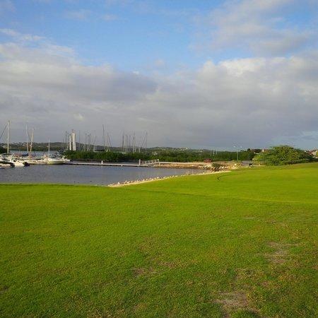 Santa Barbara Beach & Golf Resort, Curacao : should have taken more photos of the golf course!