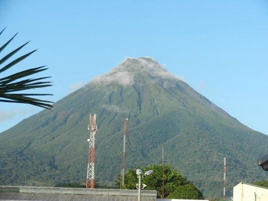Hotel Las Colinas : Volcano