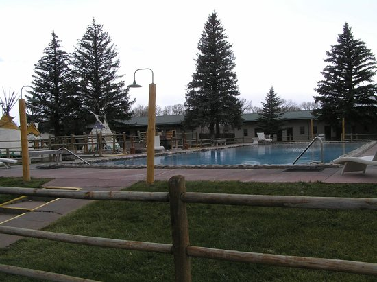 Saratoga Hot Springs Resort: Pool