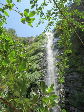 Cascada de las Animas: Waterfall hike