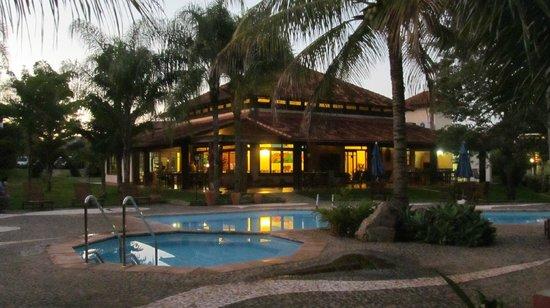 Hotel Pousada Aguas de Bonito: Vista do Restaurante