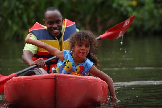 Sarova Mara Game Camp: Guided activities for Kids
