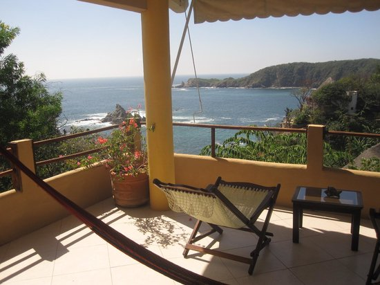 Casa Pan de Miel: Beautiful Balcony