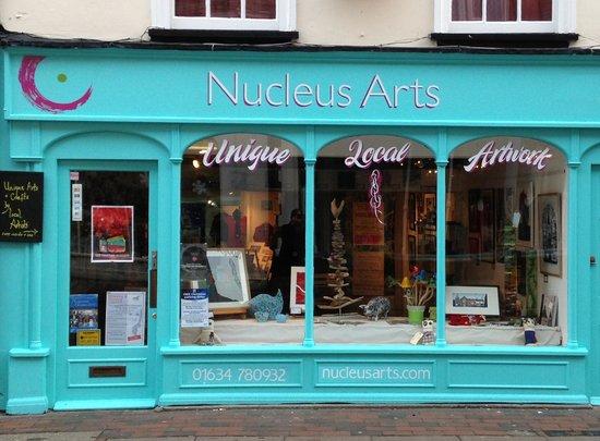Nucleus Arts Rochester