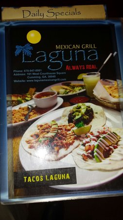 Laguna Mexican Grill