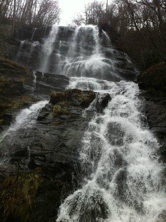 Amicalola Falls State Park : Amicalola Falls