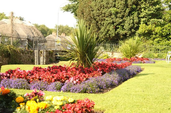 Dunraven Arms Hotel: Dunraven Gardens