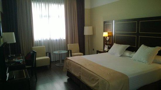 NH Gran Hotel Casino Extremadura: kamer