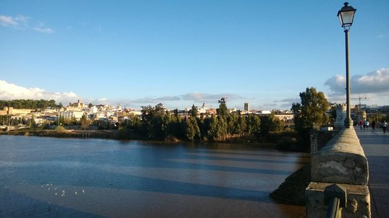 NH Gran Hotel Casino Extremadura: een stukje Badajoz