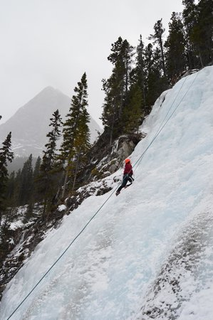 Mountain Skills Academy & Adventures - Day Trips: Ice Climbing