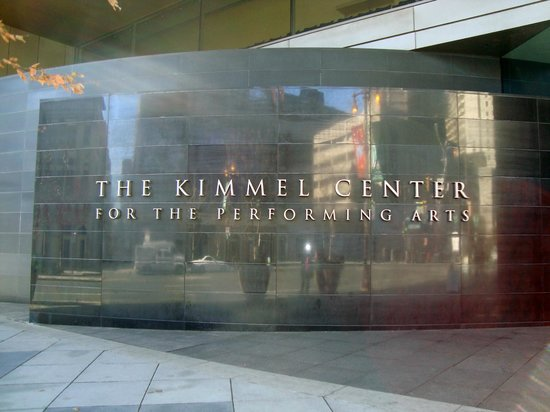 Kimmel Center for the Performing Arts: Kimmel Center