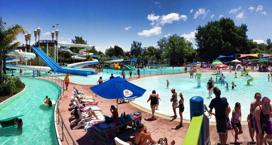 Hastings, Nova Zelândia: Water Park