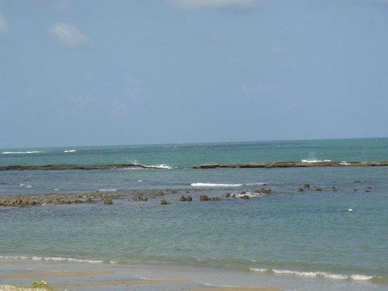 Genipabu, RN: Praia de Graçandu