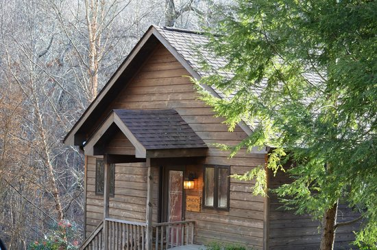 Asheville Cabins of Willow Winds : Gracie's Willow
