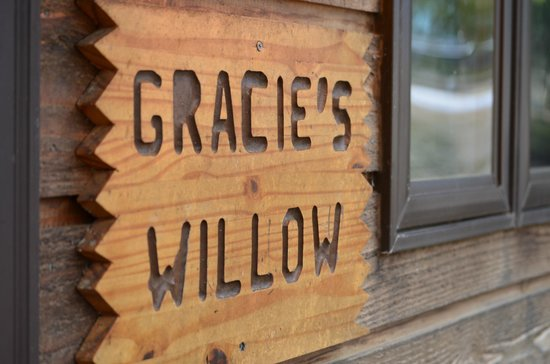 Asheville Cabins of Willow Winds: Gracie's Willow