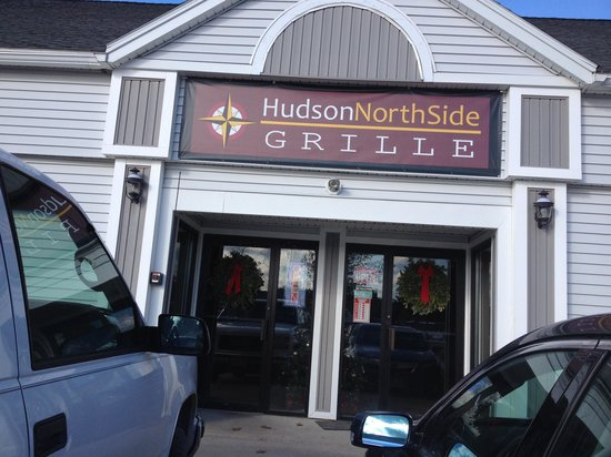 North Side Grille The Real Entrance To Hudson Nh Grill