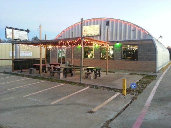 Seven Points, Teksas: Tavi's Italian Restaurant