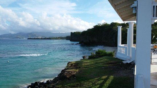 Grenadian by Rex Resorts: Better beach