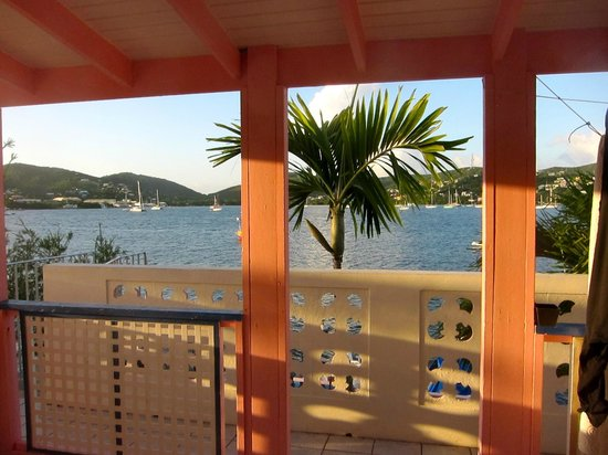 Villa Fulladoza Guest House: Balcony is perfect for b'fast!