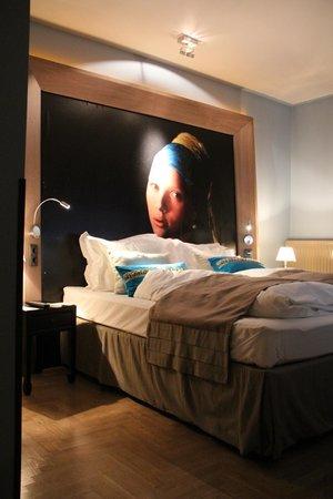 Baltazar Budapest: Scarlett suite