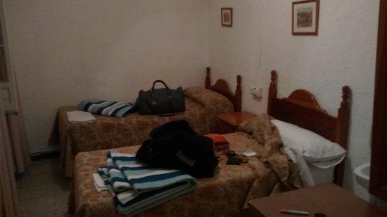 Pension Gravina: room