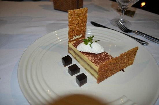 Phulay Bay, A Ritz-Carlton Reserve : Great dessert