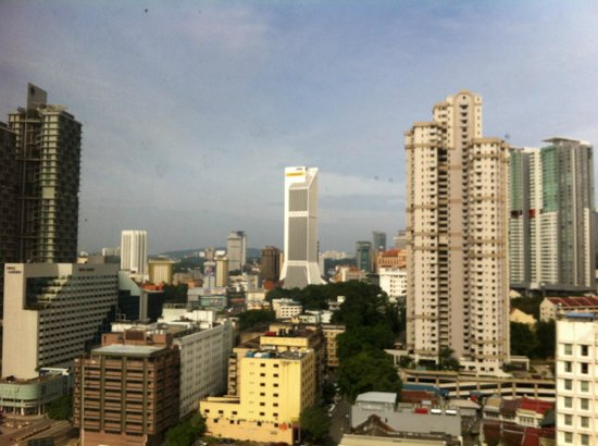 Royale Chulan Bukit Bintang: 15th floor view