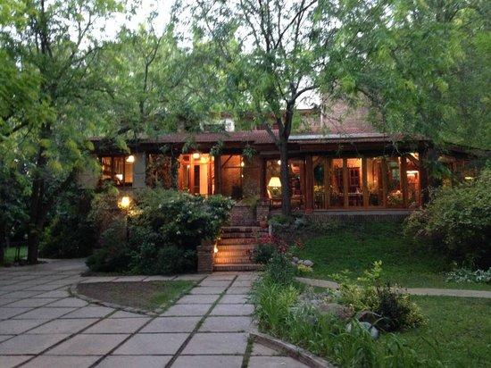 Casa Glebinias: Main House