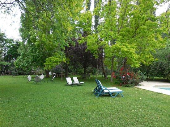 Casa Glebinias: Pool Area