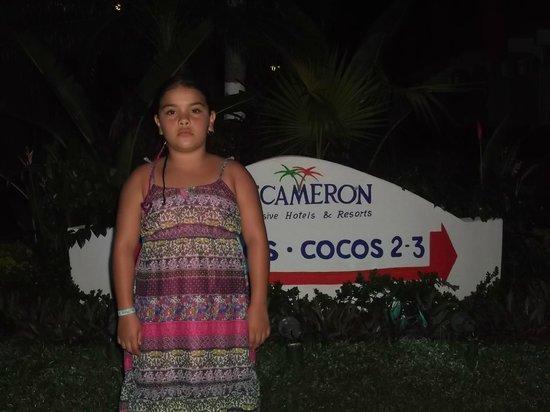Hotel Decameron Los Cocos : excelentes instalaciones y vigilancia