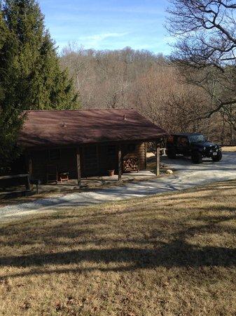 Fire Mountain Inn : Cabin