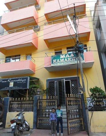 Hotel Maa Kamakhya: hotel