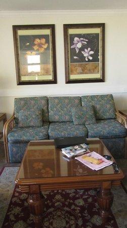 Waikiki Banyan : Pullout Couch