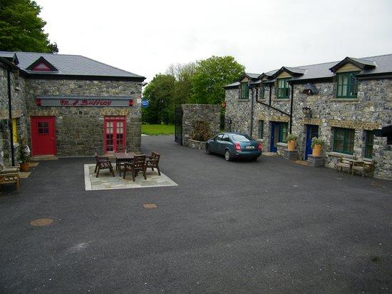 Isaac's Well: Courtyard