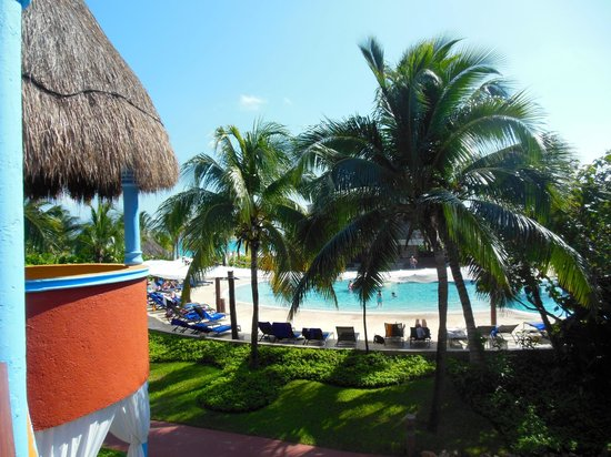 Catalonia Playa Maroma: view from the room