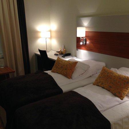 Thon Hotel Saga: Seng