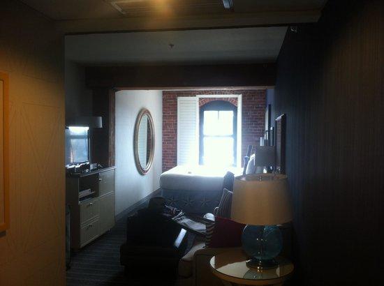 Argonaut Hotel, A Noble House Hotel: Room
