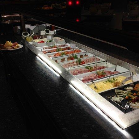 Thon Hotel Saga: Frokost