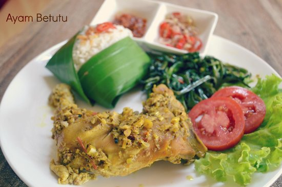 Melbourne Coffee: Ayam Betutu ( and many indonesian foods )