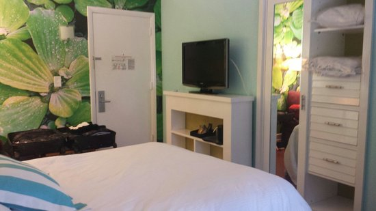 Washington Park Hotel: Davis - room 261
