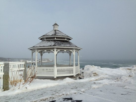 The Anchorage By the Sea : Winter wonderland