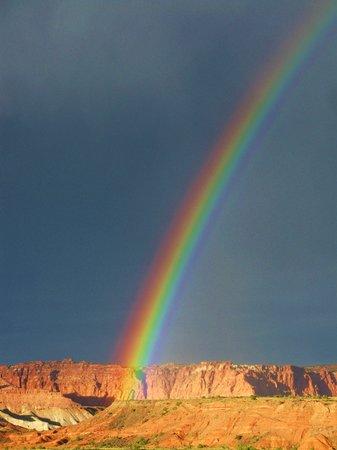 Capitol Reef Resort: Rainbow at Best Western