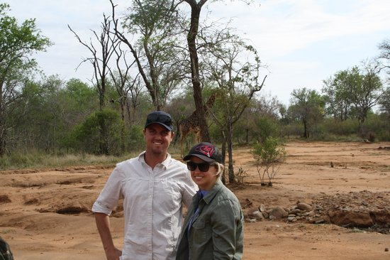 Chisomo Safari Camp: Morning tea