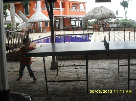 Hotel Campestre El Eden Country Inn : JUEGOS