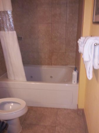 Dunes Village Resort : Master bath
