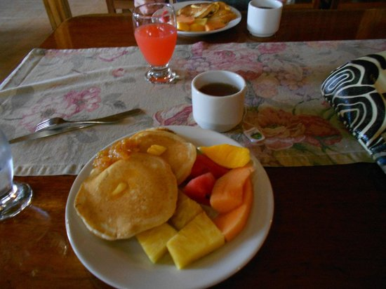 Camino Verde Bed & Breakfast Monteverde: yum