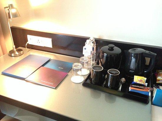 Hotel Novotel Kuala Lumpur City Centre: Condiments