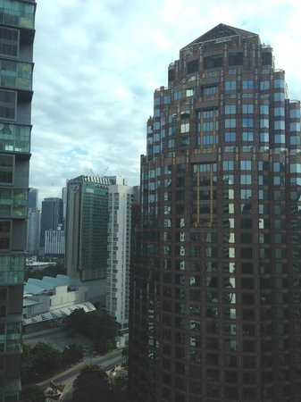 Hotel Novotel Kuala Lumpur City Centre: View from room