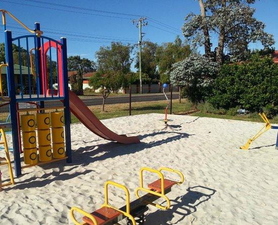 Busselton Holiday Village: Kids playground